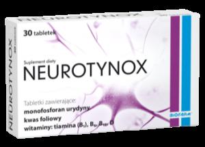 Neurotynox x 30 tabl.