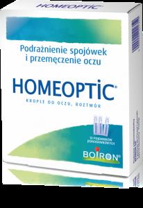 Homeoptic 0.4ml krople x 10 szt.