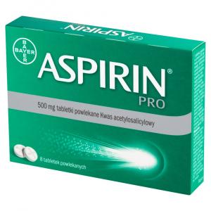 Aspirin Pro 500mg x 8tabl.