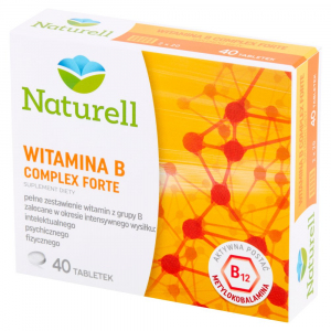 NATURELL Wit.B Complex Forte x40tabl.