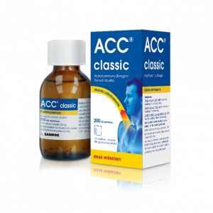 ACC Classic rozt.doust. 0,02g/ml 1but.a200