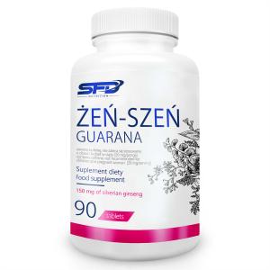 SFD Żeń-szeń Guarana 90 tabletek