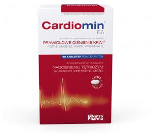 Cardiomin B6 x 60 tabl.