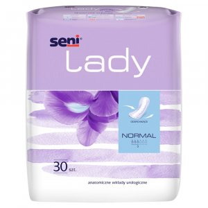 Wkł.anat. SENI LADY NORMAL x 1 szt.