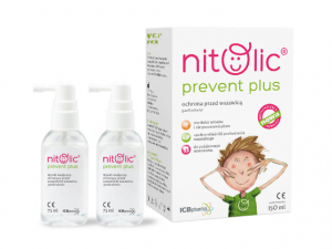 Pipi Nitolic Prevent Plus Ochrona 150ml