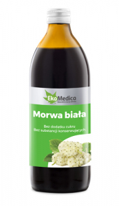 EkaMedica Morwa biała 99,8% sok 500 ml