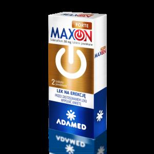 MAXON FORTE 50mg - 2 tabl.