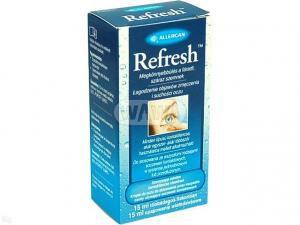 Refresh krople do oczu 15ml