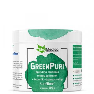 GreenPuri prosz. 250 g EkaMedica