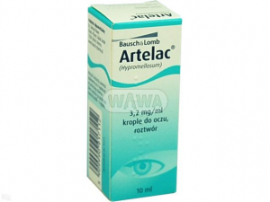 Artelac 3,2mg/ml krople do oczu 10ml