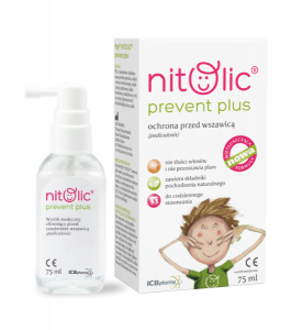 Pipi Nitolic Prevent PlusOchrona spray75ml