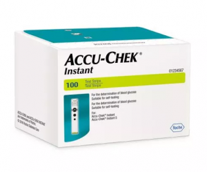 Accu-Chek Instant Testy paskowe 100szt.