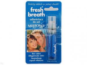 Fresh Breath d/ust FLO - miętowy 5ml