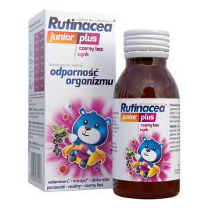 Rutinacea Junior Plus płyn 100 ml