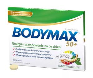 Bodymax 50+  30 tabl.