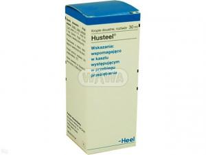Heel Husteel x 30ml (kaszel)