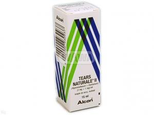 Tears Naturale II krople oczne 15ml
