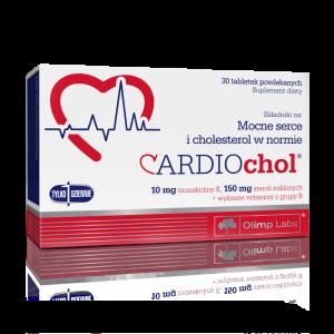 OLIMP Cardiochol koncentrat 30 kaps.