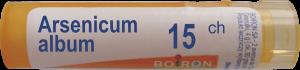 Boiron Arsenicum Album 15CH