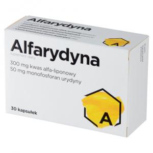 Alfarydyna x 30 kaps.