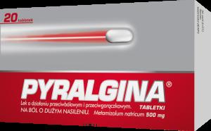 Pyralgina x 20 tabl.