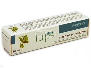 Lips Help Maść 10 ml