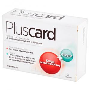 Pluscard (100mg+40mg) x 60tabl.