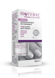 BIOTEBAL MOCNE PAZNOKCIE Serum wzmacn.6,6