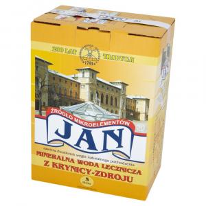 Woda Jan 5 litrów