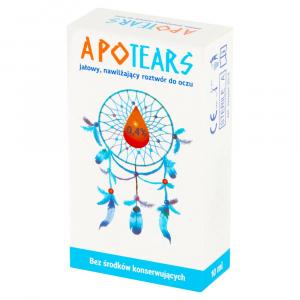 ApoTears krop.do oczu 0,4 % 10 ml