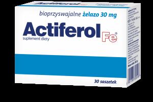 ActiFerol Fe 30 mg saszetki prosz.x30szt.