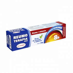 Reumo Terapia Krem z imbirem 60g