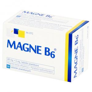 Magne-B6 x 50tabl.