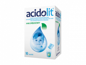 Acidolit sm.jabłkowy x 10 saszetek