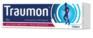 Traumon żel 100mg/g 50g