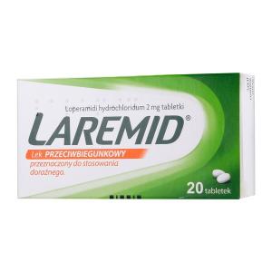 Laremid 2mg x 20 tabl.