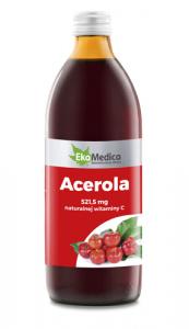 EkaMedica Acerola 100% sok 500ml