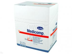 Kompresy MEDICOMP jał. 7,5x7,5 2 szt.