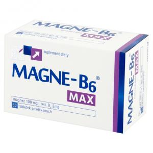 Magne-B6 Max x 50 tabl.