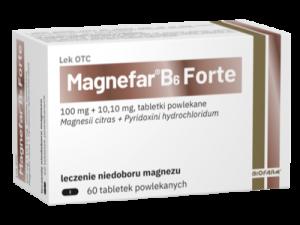 Magnefar B6 Forte x 60tabl