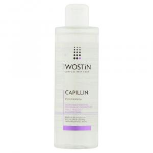 IWOSTIN CAPILLIN Płyn oczysz.micelarny 200