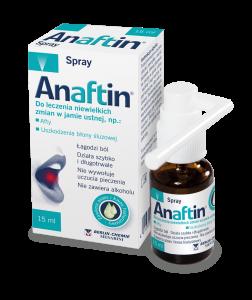 Anaftin Spray na afty 15 ml