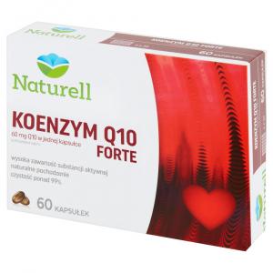 Naturell Koenzym Q10 Forte kaps. 60kaps.