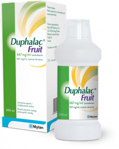 Duphalac Fruit rozt.doust. 0,667g/ml 500ml