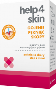Help4Skin gojenie pęknięć skóry 7 ml