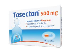 Tasectan 500mg x 15 kaps.