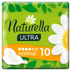 Podp. NATURELLA ULTRA Normal 10 szt.