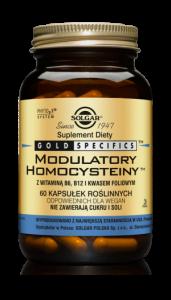 SOLGAR Modulatory Homocysteiny x 60 kaps.