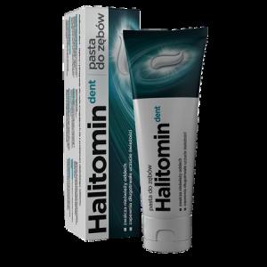 HALITOMIN DENT Pasta d/zęb. 75 ml