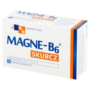 Magne B6 Skurcz x 30tabl.